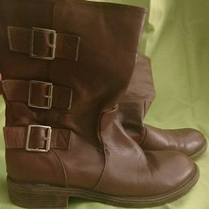 Brown Jenny style Relent boots